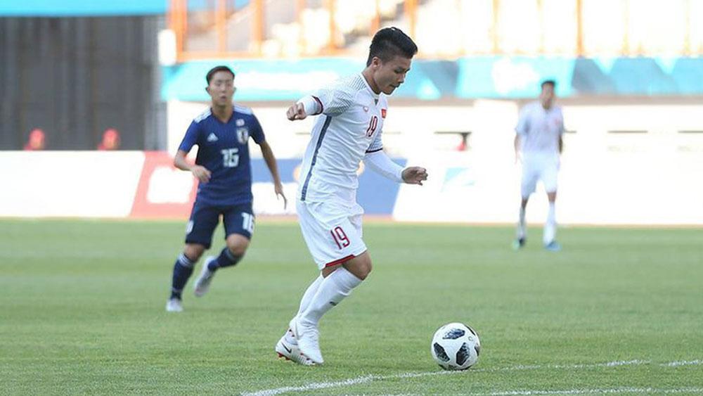 Olympic Việt Nam đánh bại Olympic Nhật Bản giành vị trí số 1 bảng D
